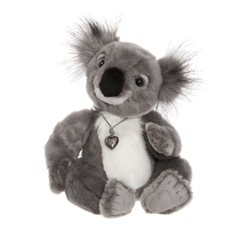 Charlie Bears Kayla The Koala Plush Collection Grey