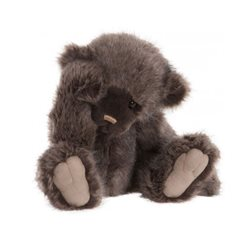 Charlie Bears Puggles The Bear Plush Collection