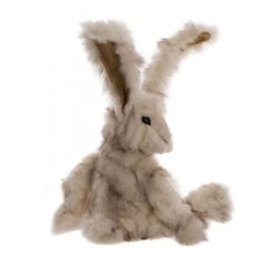 Charlie Bears Parsley The Rabbit Plush Collection Almond