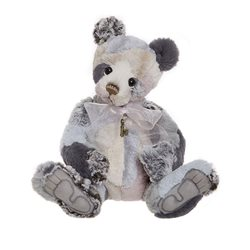 Charlie Bears Taggle The Panda Plush Collection