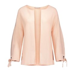 Betty & Co Edge To Edge Cardigan Blush