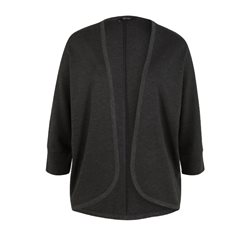 Olsen Jersey Jacket Charcoal Grey