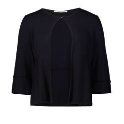 Betty Barclay Knitted Cardigan Navy