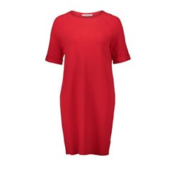 Betty Barclay Knitted Dress Red