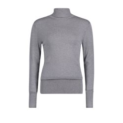 Betty Barclay Polo Neck Jumper Grey