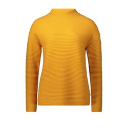 Betty Barclay Ribbed Jumper Mustard