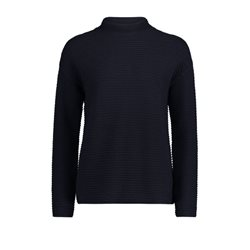 Betty Barclay Ribbed Jumper Navy