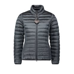 Betty Barclay Quilted Down Jacket Blue