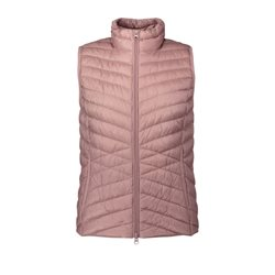 Betty Barclay Lightly Padded Down Gilet Rose