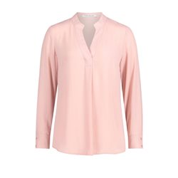 Betty Barclay V-Neck Chiffon Blouse Pink