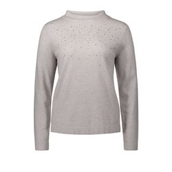 Betty Barclay Jewelled Jumper Beige