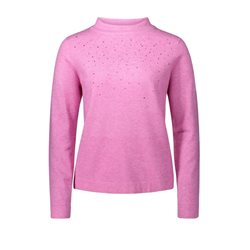 Betty Barclay Jewelled Jumper Pink