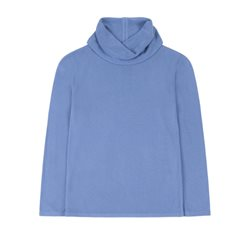 Emreco Roll Neck Pullover Blue