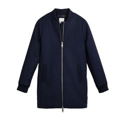 Sandwich Clothing Mid Length Jacket True Blue