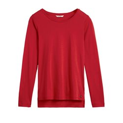 Sandwich Clothing Scooped Neck Top Lava Red