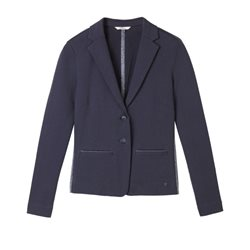 Sandwich Clothing Jersey Blazer Graphite