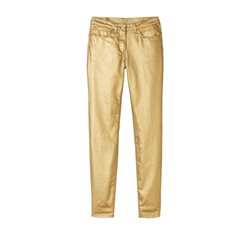 Sandwich Clothing Skinny Jeans Gold