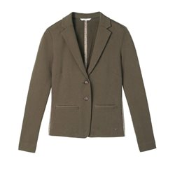 Sandwich Clothing Jersey Blazer Coffee