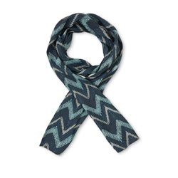 Masai Along Scarf Blue