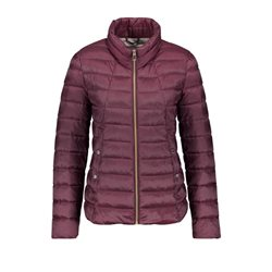Gerry Weber Padded Jacket, Teflon Eco Elite Wine