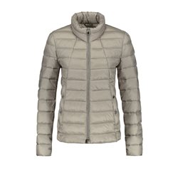 Gerry Weber Padded Jacket, Teflon Eco Elite Mushroom