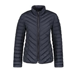 Gerry Weber Quilted Coat Navy