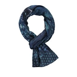 Gerry Weber Galaxy Printed Scarf Blue