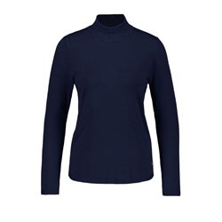 Gerry Weber Turtleneck Jumper Dark Blue