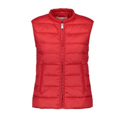 Gerry Weber Padded Gilet Red