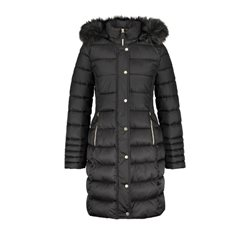 Gerry Weber Long Padded Coat Black