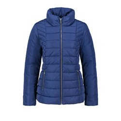 Gerry Weber Quilted Coat Royal Blue