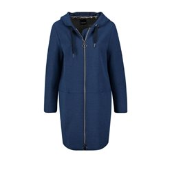 Taifun Casual Short Coat Blue
