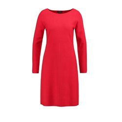 Taifun Fine Knitted Dress Poppy