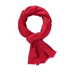 Taifun Soft Scarf Poppy Red