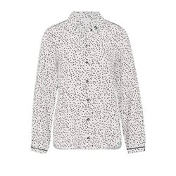 Gerry Weber Small Poka Dot Patterned Shirt White