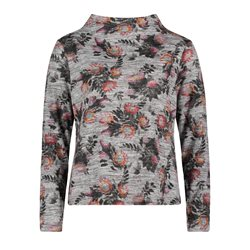Betty & Co Floral Patterned Pullover