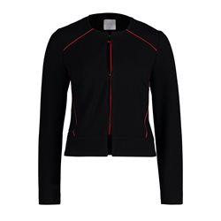 Betty & Co Detailed Jacket Black