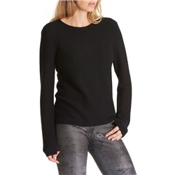 Betty & Co Knitted Pullover Black