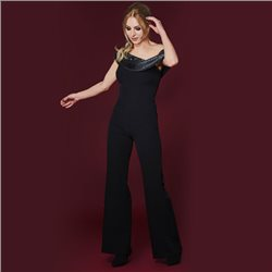Mellaris Serres Jumpsuit Black