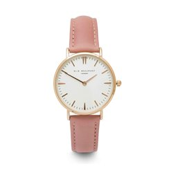 Elie Beaumont Oxford Small Face Pink Strap