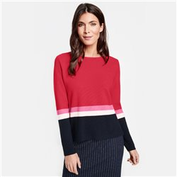 Gerry Weber Colour Block Jumper