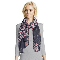 Betty & Co Floral Print Scarf