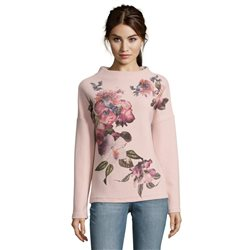 Betty & Co Floral Print Jumper