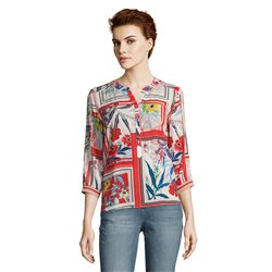 Betty & Co Bright Floral Blouse