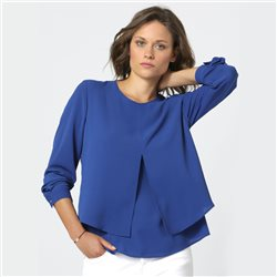 Erfo Layered Blouse