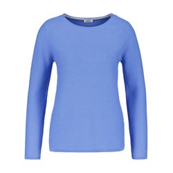 Gerry Weber Cotton Jumper Blue