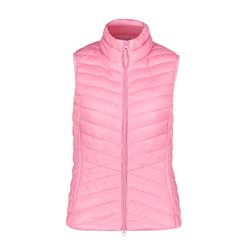 Betty Barclay Lightly Padded Down Gilet Pink
