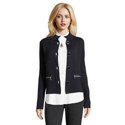 Betty Barclay Cardigan Jacket Dark Blue