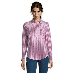 Betty Barclay Striped Shirt Pink
