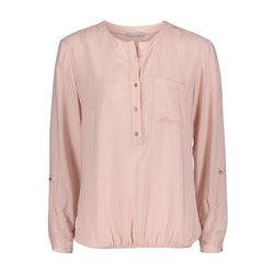 Betty & Co Elasticated Blouse Pink